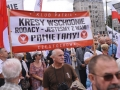 Marsz Pamięci ofiar ludobójstwa na Wołyniu 2013